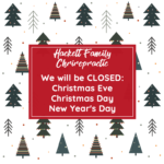 Holiday Office Closures